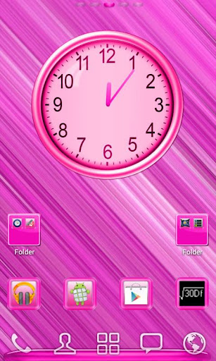 Pink Theme Icon Pack