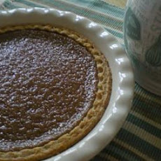 Tarte Au Sucre (French-Canadian Sugar Pie)