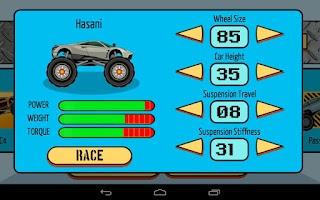 Screenshot of Racer: Off Road