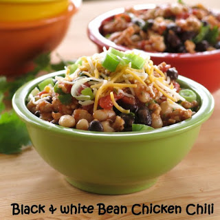 Ground Chicken Chili With Black Bean Recipes