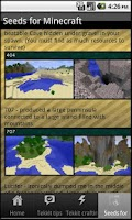 Screenshot of Tekkit guide for Minecraft
