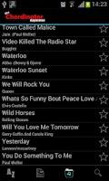 Screenshot of Chordinator Augmented