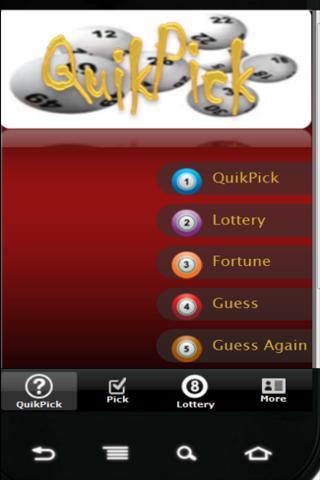 Quik Pick