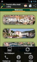 Screenshot of Lošinj - island of vitality