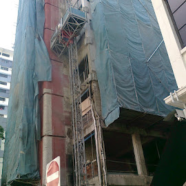 Construction by Wayne Duplessis - Buildings & Architecture Other Exteriors ( modern, building, tradional, colonial, singapore )