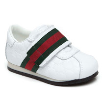 Gucci Embossed Logo Trainer TRAINER