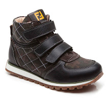 Fendi Camouflage High Top HIGHTTOP