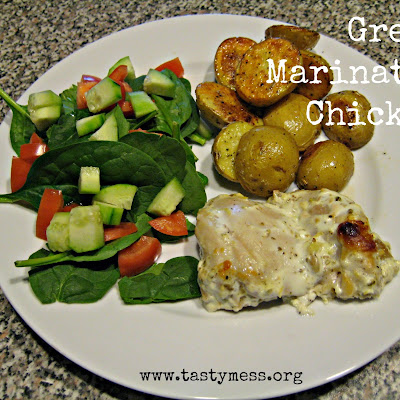 Greek Marinated Chicken