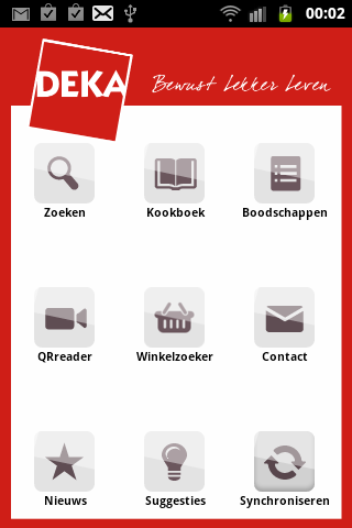 dekamarkt for android screenshot