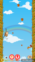 Screenshot of Forest Run