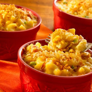 Mac And Cheese With Jalapeno And Smokey Bacon