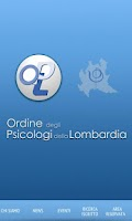 Screenshot of OPL Ordine Psicologi Lombardia