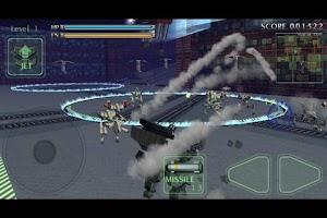 Screenshot of Destroy Gunners F