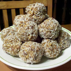Fruit and Nut Truffles (Sugarplums)