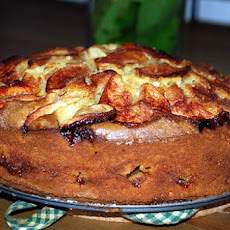 Heavenly Apple Cake