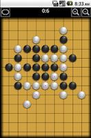 Screenshot of Five in a Row (no ads)