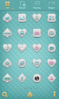 Screenshot of My Blings Dodol Theme