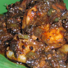 Shrimp With Sun-Dried-Tomato Barbecue Sauce