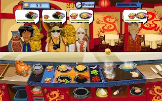 Screenshot of Happy Chef 2