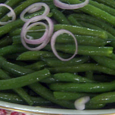 String Beans in Vinaigrette