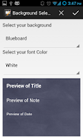 Screenshot of Simply Notes Free - Notepad