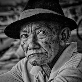by Undi Palapa - People Portraits of Men (  )