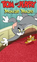 Screenshot of Tom & Jerry Mouse Maze FREE!