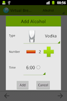Screenshot of Virtual Breathalyzer 2