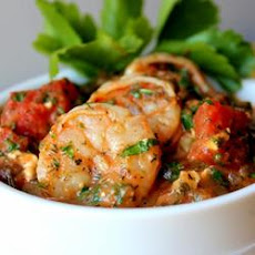 Tomato-Dill Shrimp Stew