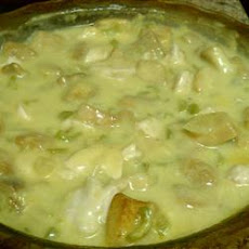 Veggies and Chicken Casserole