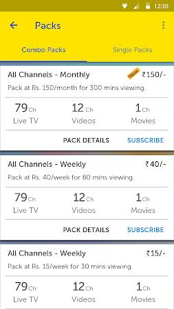 IDEA Live Mobile Tv Online 26 screenshot 221776