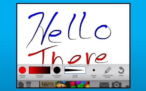 Classroom Tools- My Whiteboard - screenshot