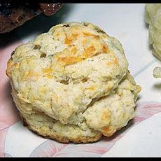 Rosemary-Garlic Buttery Biscuits