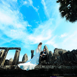 by Psd PhotoStudio - Wedding Bride & Groom ( Wedding, Weddings, Marriage )