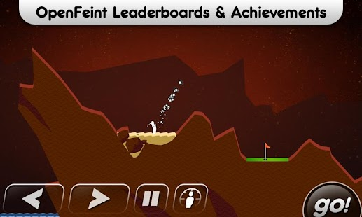 Game Super Stickman Golf apk for kindle fire