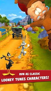 Game Looney Tunes Dash! APK for Kindle