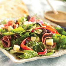 Chopped Italian Salad with Italian Vinaigrette