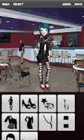 Screenshot of Fashion Dress Up