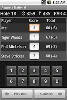 Screenshot of Easy Scorecard