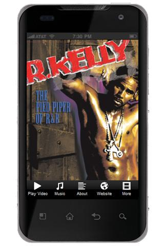 【免費娛樂App】R. Kelly - Pied Piper of R&B-APP點子