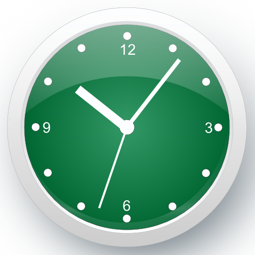 時鐘動態壁紙 個人化 LOGO-玩APPs