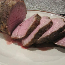 500°f Eye-Of-Round Roast