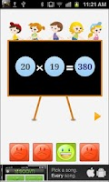 Screenshot of Simple Math for Kids