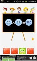 Screenshot of Simple Math for Kids