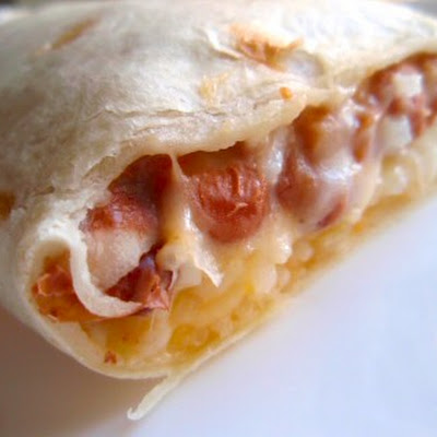 Freezer-Friendly Bean and Rice Burritos