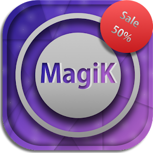 Magik - Icon Pack APK Cracked Download