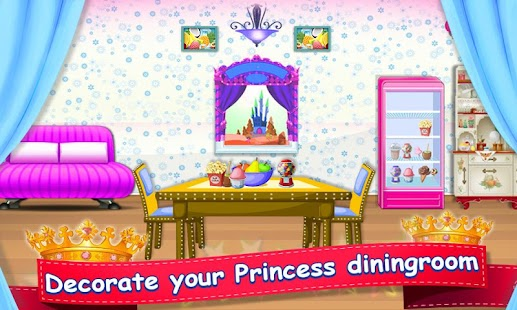 Princess Castle Doll House Fun - screenshot