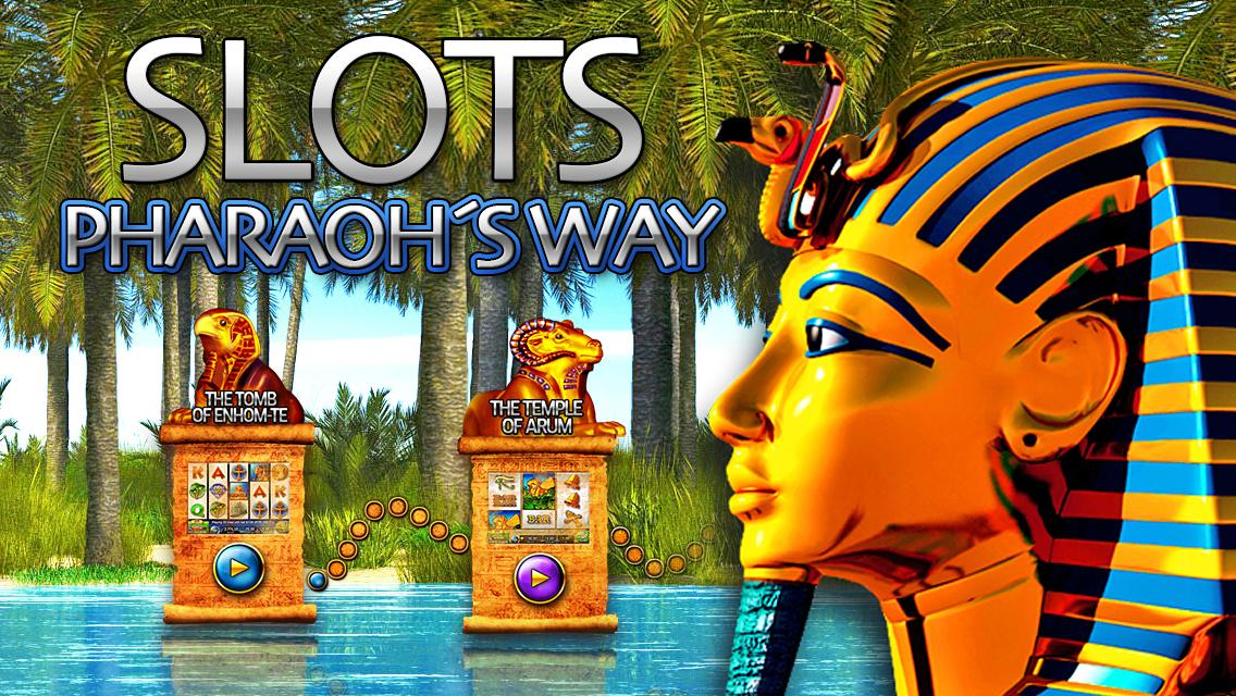 Slots - Pharaoh's Way Screenshot 0