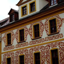 by Emilie Walson - Buildings & Architecture Architectural Detail