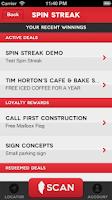 Screenshot of Spin Streak